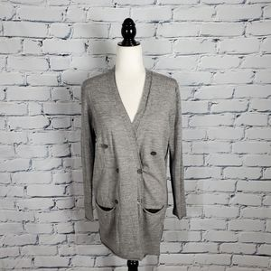 By Malene Birger Canna Double Breasted Cardigan